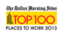 Top 100 Places to Work - 2013