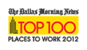 Top 100 Places to Work - 2012