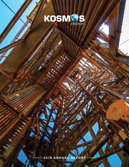 Kosmos 2018 Annual Report