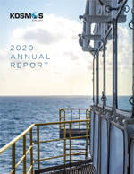 Kosmos 2019 Annual Report